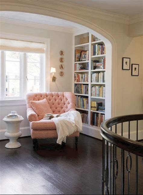 cozy home library interior ideas interiors