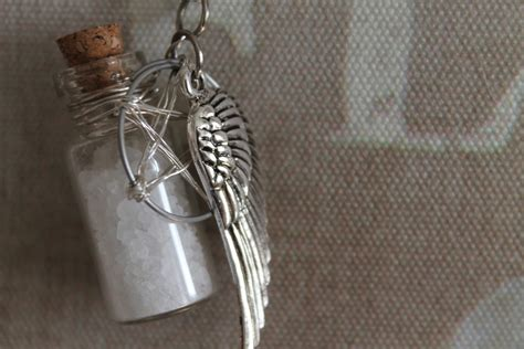 supernatural necklace 183 how to make a vial 183 jewelry on