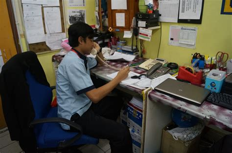 Another Name For Front Desk Clerk by Report On The Farid Ramadhana 25