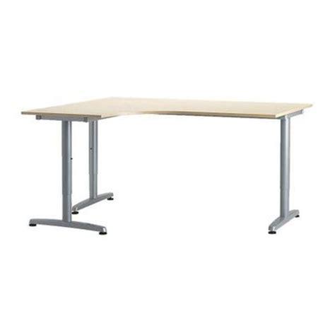 Galant Corner Desk Ikea Letter Galant Hj 248 Rne Skrivebord Venstre Bj 248 Rk T Ben