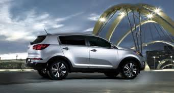 Kia Spottage 2011 Kia Sportage Gets More Sport