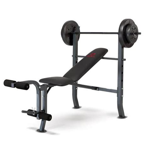 marcy standard weight bench with 80 lb weight set marcy quality strength weight bench 80lb weight set md 2080