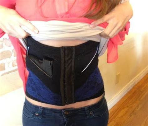 ccw concealed carry corset review ccw concealed carry corset review