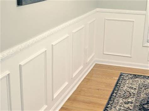 Chair Rail Wainscoting by 16 Best Images About Chair Rail And Wainscoting On