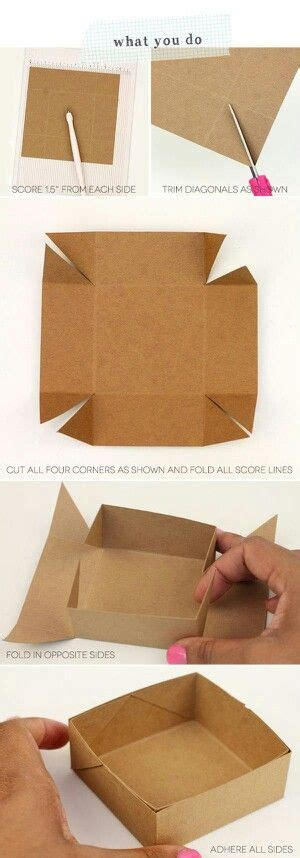 How To Make Handmade Paper Boxes - 25 unique handmade paper boxes ideas on diy