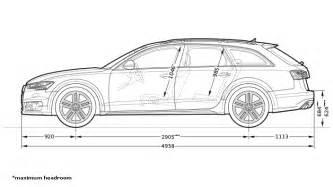 Audi Dimensions Dimensions Gt Audi Luxembourg