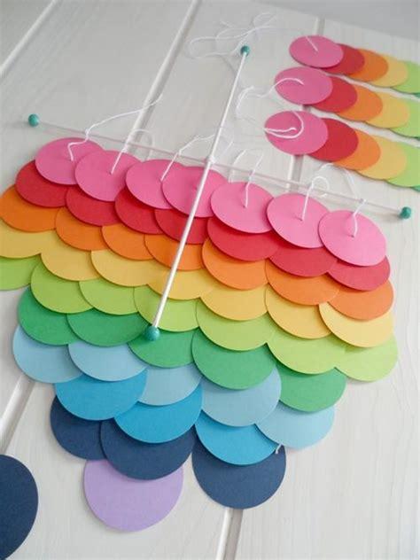 como hacer una guirnalda con circulos de papel moldes y patrones m 225 s de 25 ideas incre 237 bles sobre guirnaldas de cartulina