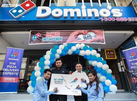 domino pizza nilai photo 1 galaksi media