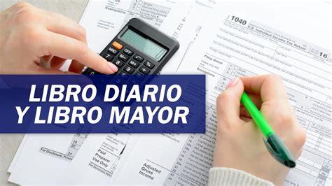 ejemplo libro diario contabilidad contabilidad el libro diario ejemplo 1 youtube