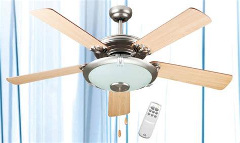 offerte ventilatori da soffitto ventilatore da soffitto a 5 pale groupon