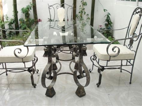 Wrought Iron Kitchen Table Wrought Iron Kitchen Chairs Chair Design
