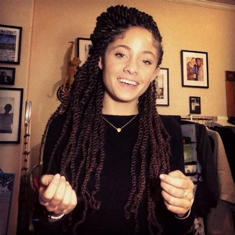 twisting hair for white women my marley twists for winter all about hair pinterest