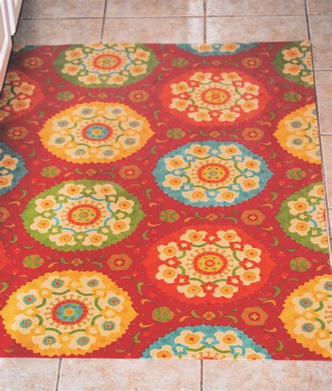 Vinyl Kitchen Rugs Diy Kitchen Rug