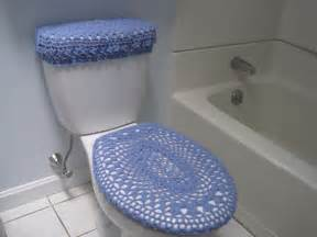 bathroom tank sets for toilet set of 2 crochet covers for toilet seat toilet tank lid