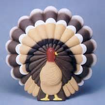 thanksgiving turkey decoration by union products inc