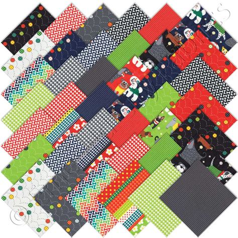 moda here boy charm pack emerald city fabrics
