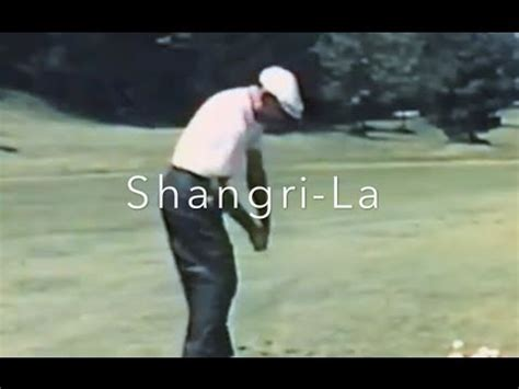 ben hogan swing down the line ben hogan swing analysis 1 youtube
