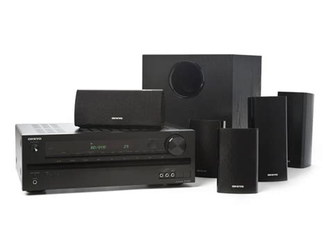 onkyo 5 1ch 3d ready home theater system
