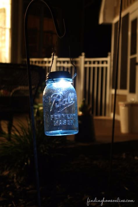 32 Diy Mason Jar Lighting Ideas Diy Joy Jar Solar Lights Diy