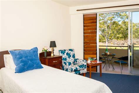 respite room hillview merrimac premium aged care community ph 07 5559 3222