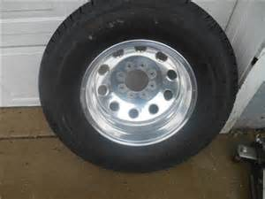 dodge ram 3500 17 quot dually factory oem alcoa wheels