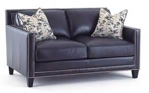 Navy Blue Leather Sofa And Loveseat Mahogany And More Seasonal Special Sales Navy Blue Top Grain Leather Loveseat