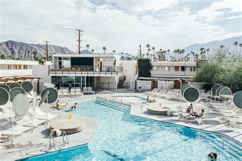 Which Hotel Has The Best Pool In Palm Springs Ca - best palm springs hotels california weekend magazine