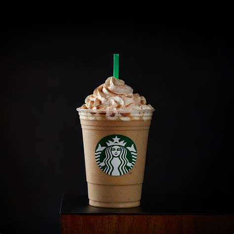 Cinnamon Roll Frappuccino® Blended Coffee   Starbucks Coffee Company