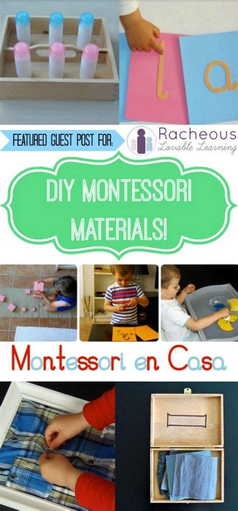 montessori en casa diy montessori materials montessori en casa montessori