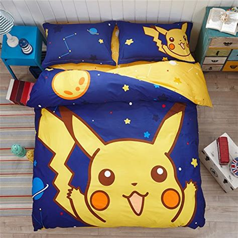 pokemon bedding pok 233 mon bedding are the coolest