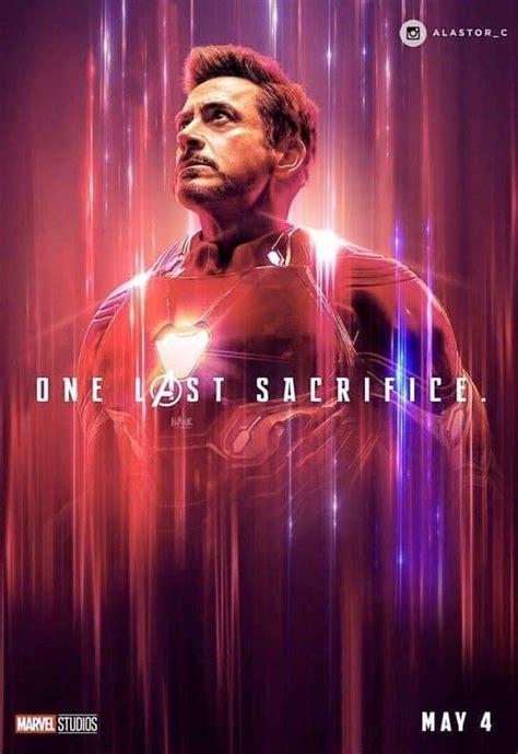 iron man avengers endgame comic movieverse