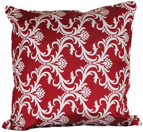 Damask Throw Pillows by Damask Throw Pillow Covers 18 Quot X 18 Quot Set Of 2 Banarsi Designs