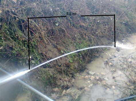 calcolo portata di un tubo calcolo portata velocit 224 potenza dell acqua in un tubo
