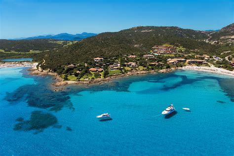 villaggio porto cervo porto cervo a luxury villa blends into the coastline