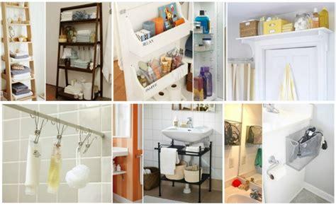 Kleines Bad Platz Schaffen by Mehr Platz Im Badezimmer Schaffen 15 Platzsparende Ideen