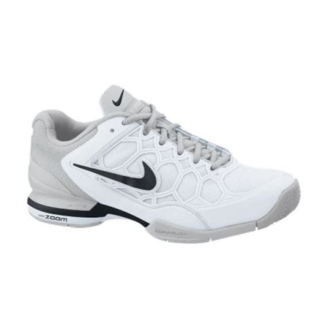 black nike tennis shoes womens nike s zoom breathe 2k11 tennis shoes white black