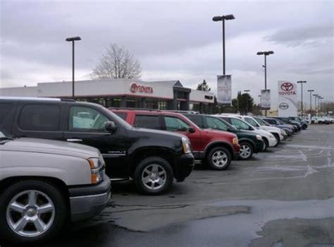 Toyota Puyallup Service Toyota Of Puyallup Puyallup Wa 98371 Car Dealership