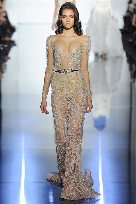 The Couture by Runway Zuhair Murad 2015 Couture Collection