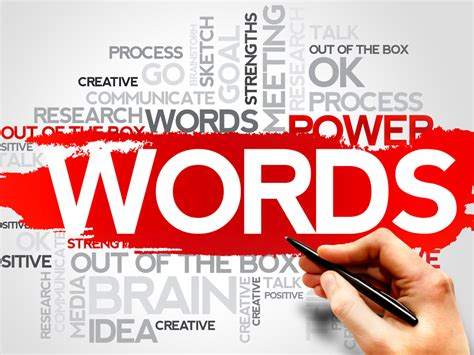 What We Choose the power of your words be more awesome