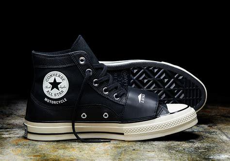 Sepatu Converse One X Nighborhood Nbhd Blck Premium Quality neighborhood converse chuck sneakernews