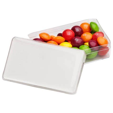 4imprint puzzle food containers 139784 4imprint ie maxi rectangular sweet pot skittles 400149