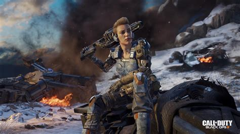 Kaos Call Of Duty Black Ops Iii 1 black ops 3 specialists are the best thing to happen to call of duty in years vg247