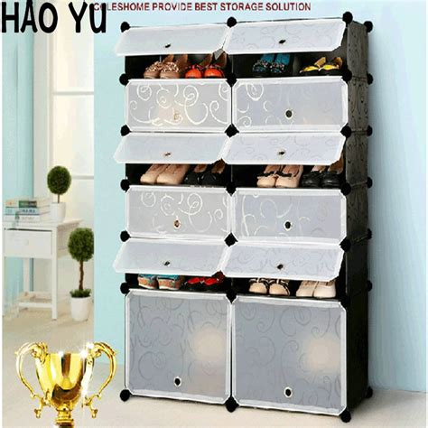 shoes rack diy aliexpress buy simple diy shoe rack creative modern