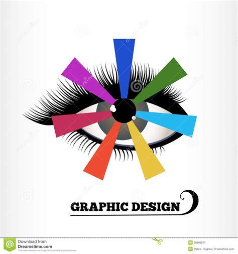 graphic design color wheel stock vector image 38986871