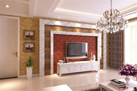 living room tv wall tv wall neo classical style in living room download 3d house