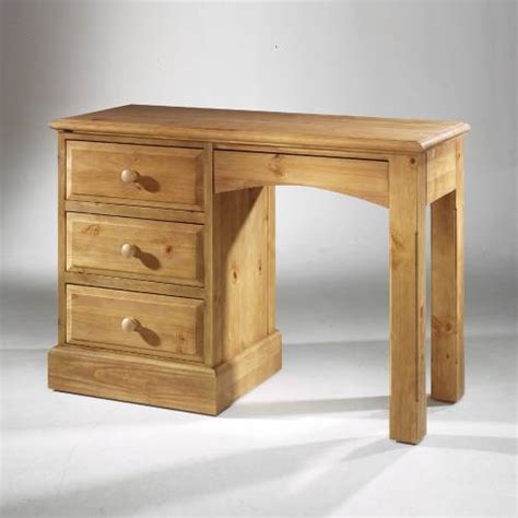 Pine Furniture by Solid Pine Furniture Heritage Furniture Heritage Dressing Table Single 310