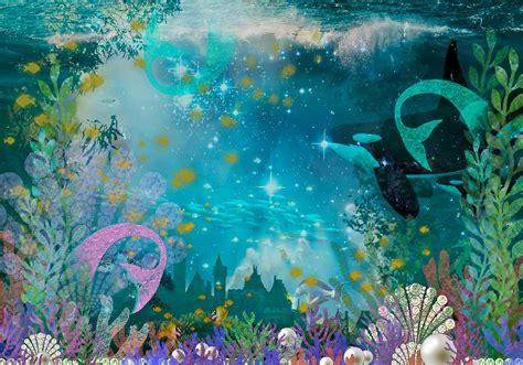 Under the sea backdrops canada