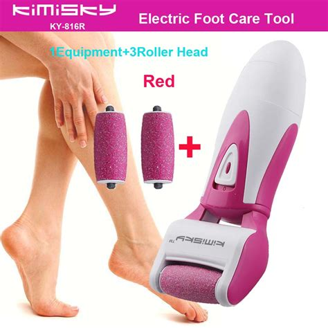 care tool smooth strong electric pedicure tool foot care