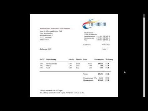 Rechnung Vom Kleinunternehmer Buchen Wiso Mein B 252 Ro Tutorial Eingangsrechnungen Verbuchen Doovi