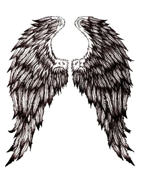 Angel Tattoo Extension | 13 tattoos extension ideas and wing tattoos on pinterest